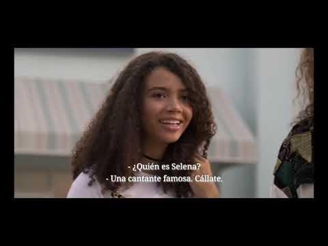 El día que Beyoncé conoce a Selena - When Beyoncé meet Selena Quintanilla - (Selena The Series)