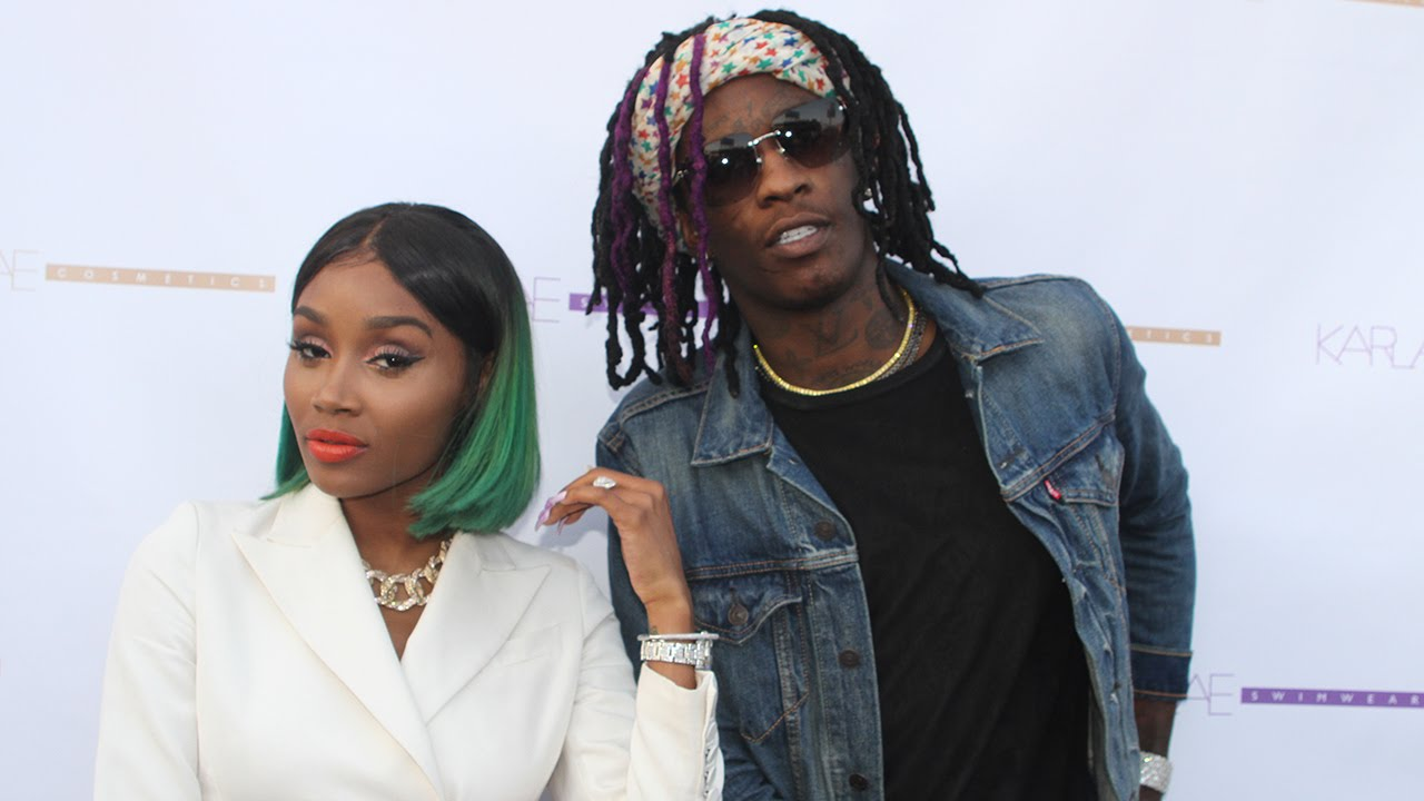 Jerrika Karlae Inspired By Young Thug's Hustle - YouTube