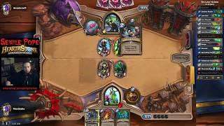 Hearthstone KFT: Ranked Jade Druid (Season  42 Day 6)