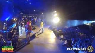 SIZZLA - Live HD at Garance Reggae Festival 2013