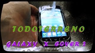 Movil Todoterreno!!! Galaxy Xcover 2. Analisis (Español)