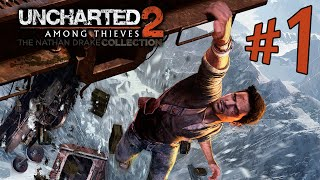 Video Uncharted 2 Among Thieves - Parte 1: Marco Polo! [ Playstation 4 - Playthrough Dublado PT-BR ] download MP3, 3GP, MP4, WEBM, AVI, FLV Oktober 2018