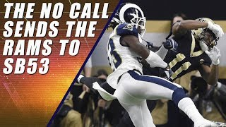 Rams vs. Saints: NFC Championship Recap