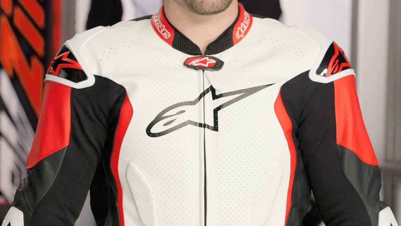 Alpinestars Gp Tech Leather Jacket Review At Revzilla Com