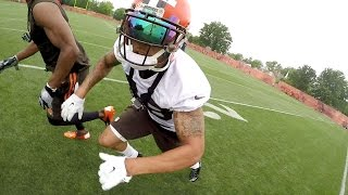 Joe Haden GoPro Footage | How to Be a Great Cornerback | NFL