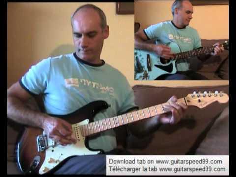 Cours de guitare - Apache (The Shadows)