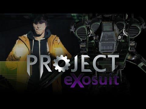 Project Exosuit (Shortfilm)