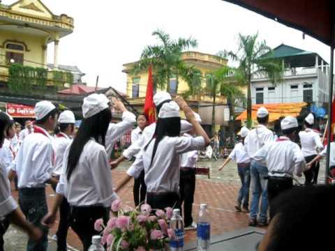 TrangLiet.Info - Trại hè 2012 -Khai mạc duyệt đội 20/08/2012