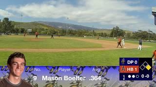 DPHS Varsity Baseball CIF Preliminary Game #2 - Live Broadcast thumbnail