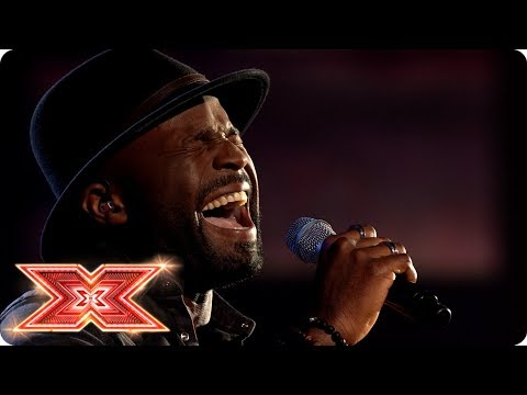 Can Kevin Davy White Stay in the competition? | Live Shows | The X Factor 2017