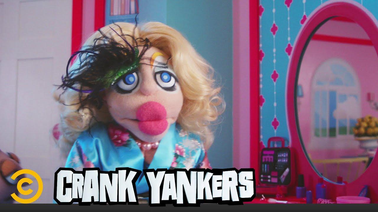 Trixie Mattel Misplaced an Eyelash - Crank Yankers