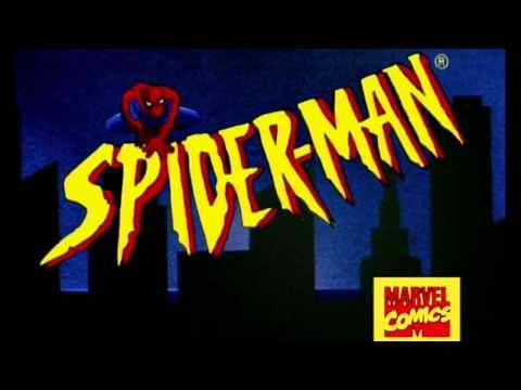 Spider Man The Animated Series (1994) Theme Song
