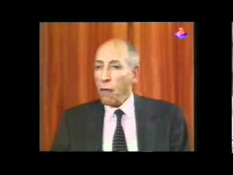 Interview de Mohamed Boudiaf - Février 1992