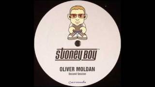 Oliver Moldan - Second Session (StoneBridge SBM Edit) (SMB027)