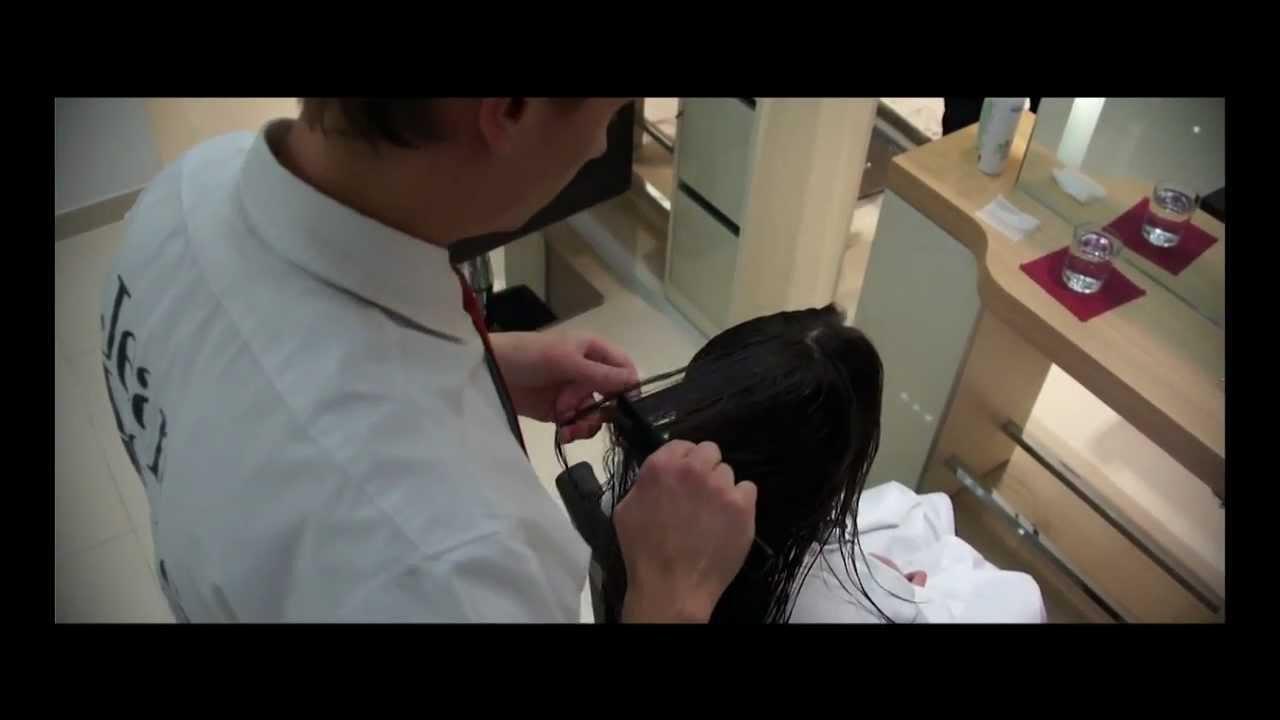 Hair salon jean louis david bratislava youtube - Salon jean louis david ...