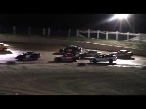 Old Bradford Speedway Mini Stock Feature 8-6-17