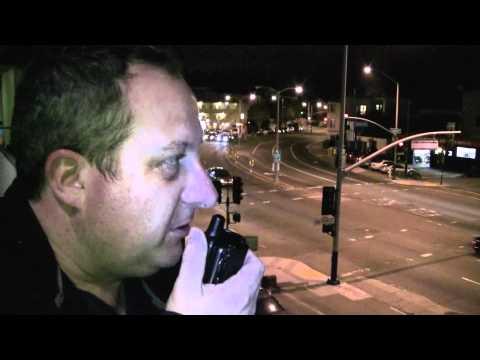 Craig VK3CRG in San Francisco California USA using IRLP to Australia