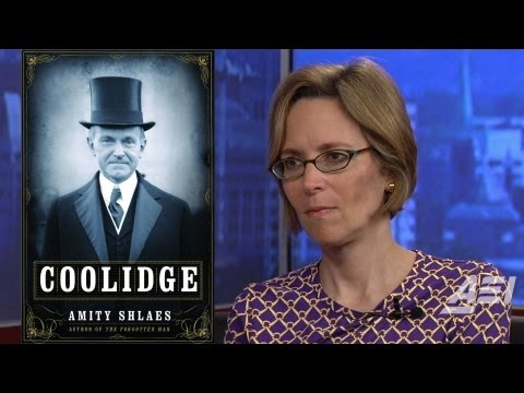 How to view the Coolidge Presidency: An interview with Amity Shlaes