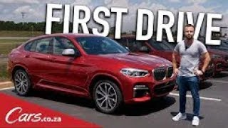 BMW X4 Launch Review (Car Reviews 24h)