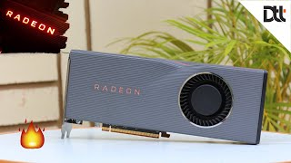 Should you Buy This? - AMD Radeon RX 5700 and RX 5700XT Review [in Hindi]