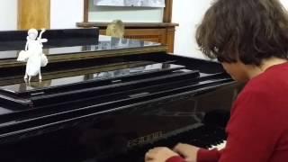 Beethoven - Sonate 5, op.10 no.1 (III), Finale(Prestissimo)