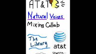ATT Natural Voices Mixing Collab: Episode 1 - The Library