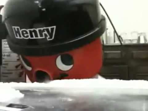 Henry the Hoover does coke