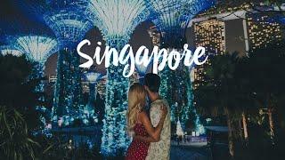 супердеревья и Райские Сады / Сингапур. День 44  VLOG#70