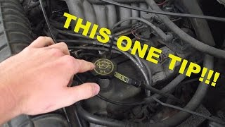 How to Make Your Old Car Run Like New!!