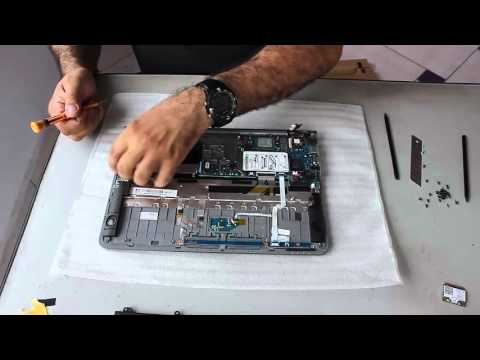 Desmontando Ultrabook Samsung NP530U3C