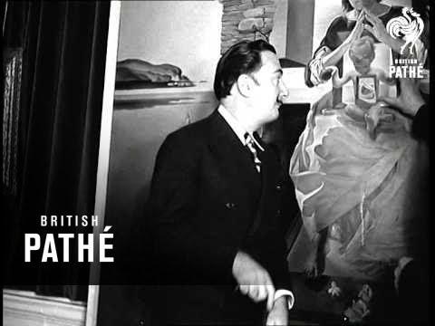 Salvador Dali - Atomic Artist (1951)