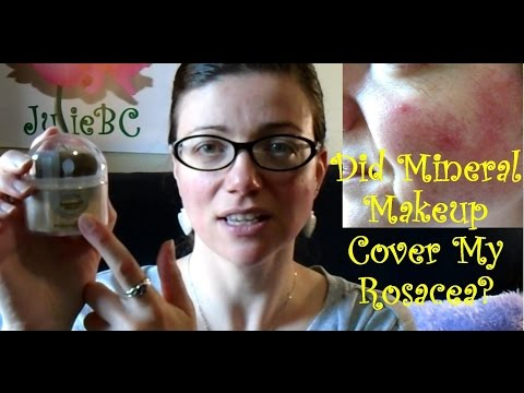Will Physicians Formula Mineral Makeup Cover Rosacea? | Rosy JulieBC