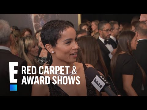Zoe Kravitz Talks Working on