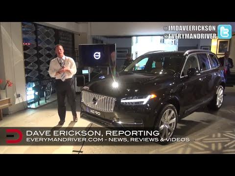 Powertrain Explained: 2016 Volvo XC90 T8 on Everyman Driver