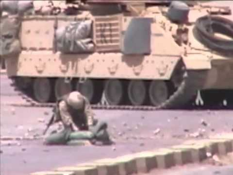 May 28th 2003 My First Fire Fight in Iraq