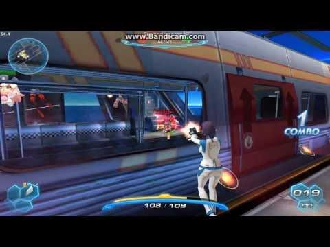 S4 League Gameplay .Aomine-Kun