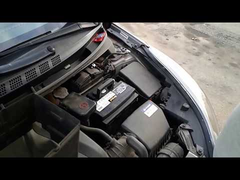 How to easily replace the battery on a 2014 Hyundai Elantra