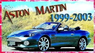 Aston Martin DB7 Vantage (1999 - 2003) - Описание.