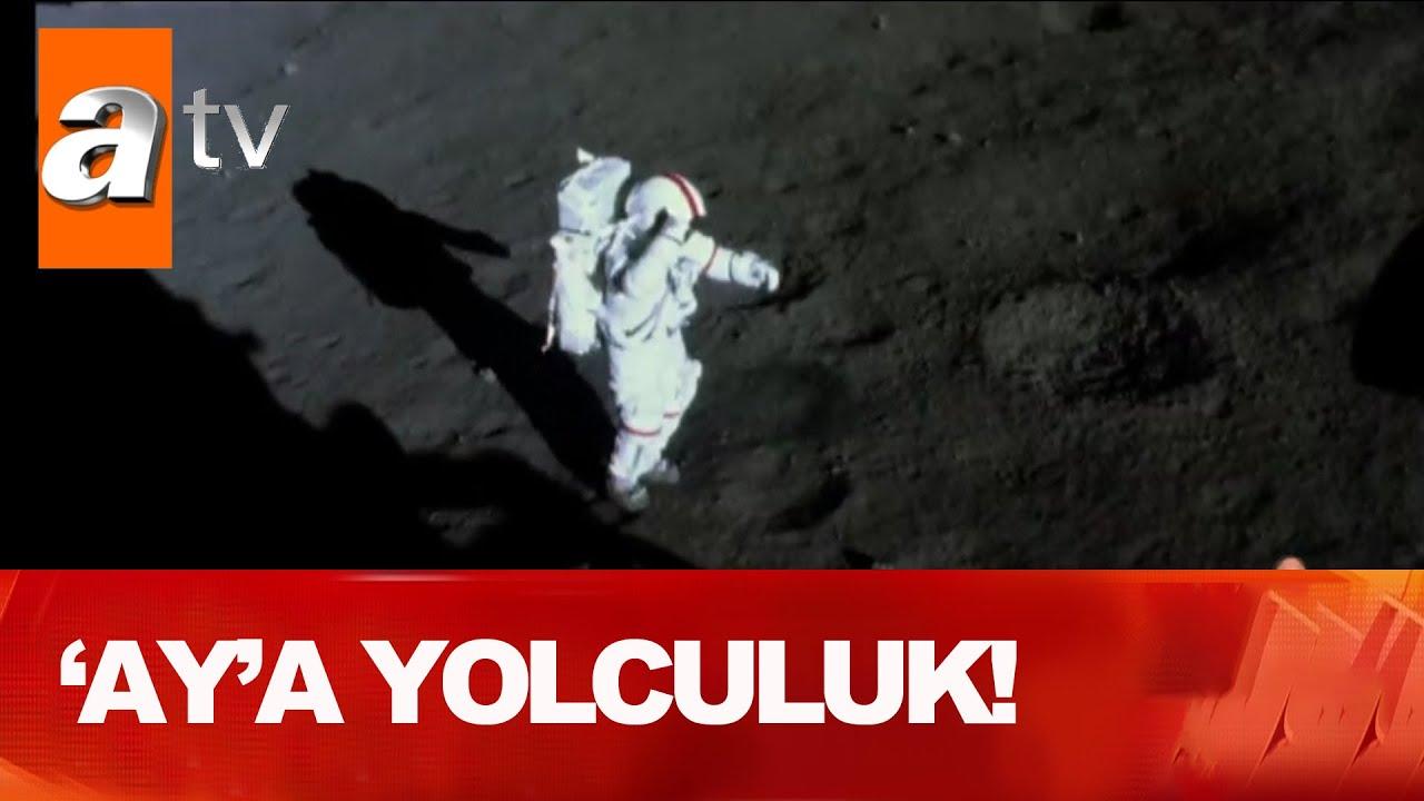 Ay'a gidecek ilk kadın! - Atv Haber 24 Eylül 2020
