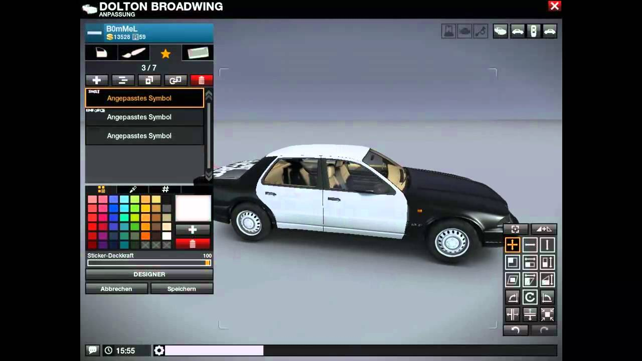 Apb Police Car Design By B0mmel Feilitzschergang Youtube