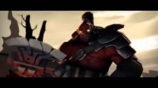 Dota 2 (PARODIA) - Trailer