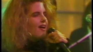 Lone Justice, Maria Mckee, I Found Love Live on The Tube