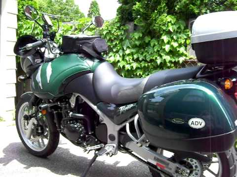 2005 triumph tiger 955i june 19 2009 youtube. Black Bedroom Furniture Sets. Home Design Ideas