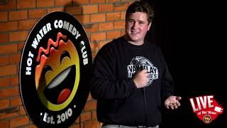 Danny Treanor   LIVE at Hot Water Comedy Club