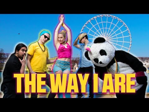 "Just Dance 2018 ""THE WAY I ARE"" Bebe Rexha ★ Cosplay Gameplay"