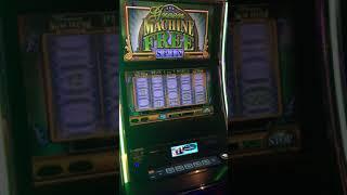 GREEN MACHINE SLOT MACHINE 25 DOLLARS A SPIN! 1000 DOLLARS BIG WINS! FREE SPINS!