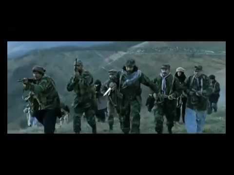 Afghanistan Mujahideen Battle Scene