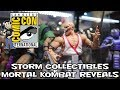 Mortal Kombat Storm Collectibles Product Reveals at San Diego Comic Con 2018