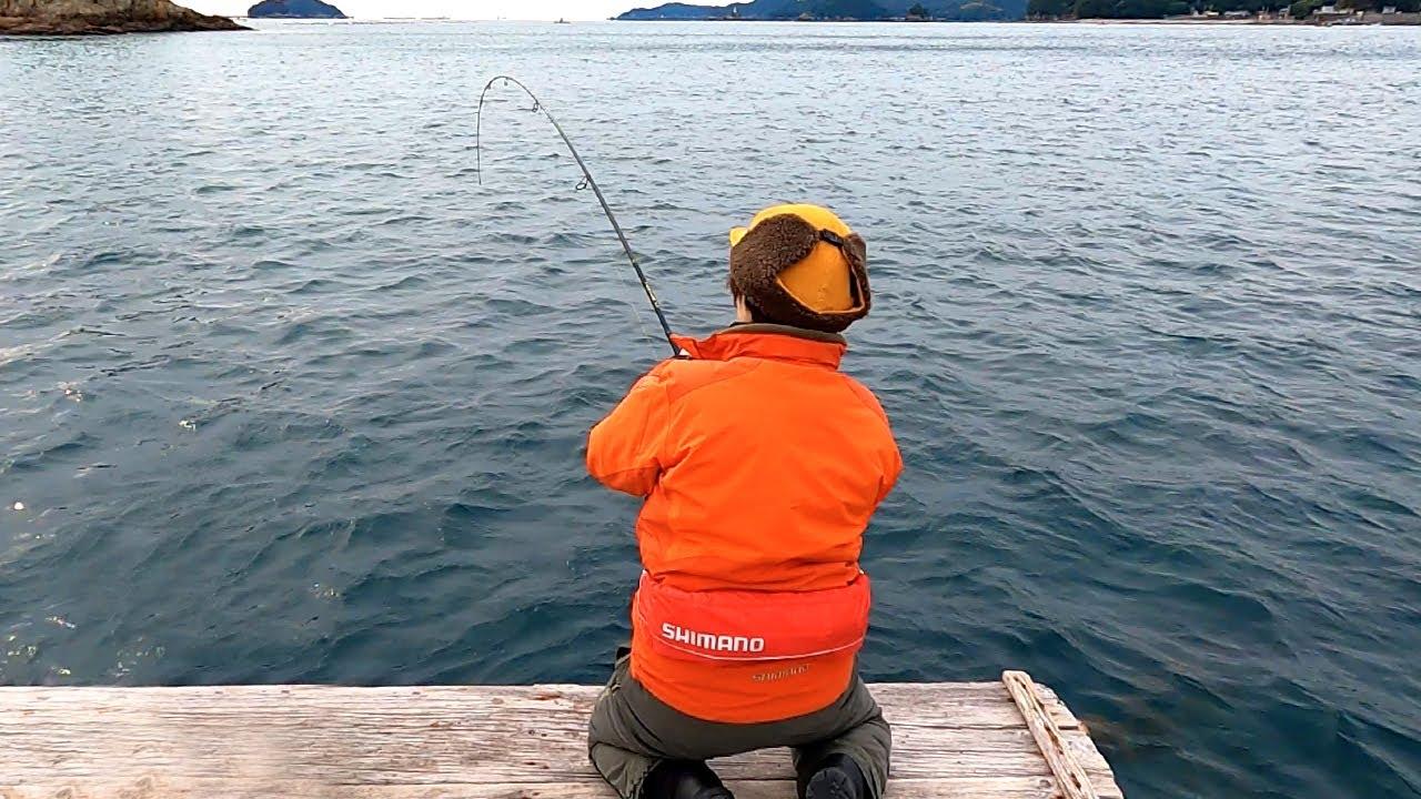 冬だから、どうせ釣れないと油断していたら・・・【釣り車中飯&N-VAN女子旅】