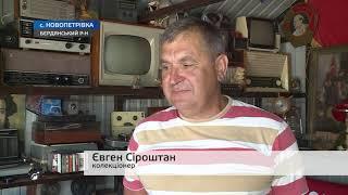 Мешканець Запорізької області облаштував в своєму гаражі «музей побуту»